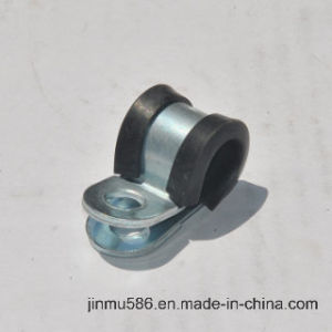 Hose Clamp with Rubber (9mm) pictures & photos