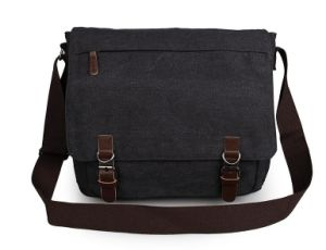 Popular Messager Canvas Cross Shoulder Bag Sh-16050909 pictures & photos