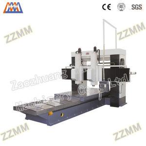 CNC Gantry Milling Boring Machine (Crossrail Movable XK2025-4) pictures & photos
