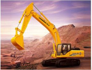 Multi-Function Lonking Crawler Lonking Excavator LG6245h pictures & photos