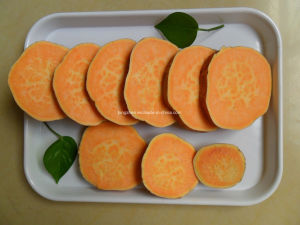 2017 New Crop Chinese Flesh Sweet Potato Price pictures & photos