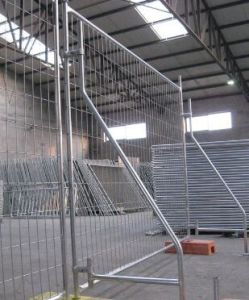 Hot DIP Galvanized Temporay Fence Popular in Australia Anping Factory pictures & photos