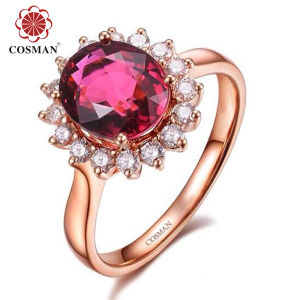 Good Quality Ring for Wholesale with Cubic Zircon Stone China pictures & photos