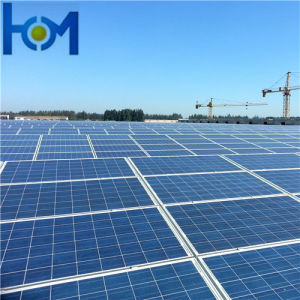 3.2mm Tempered Solar Panel Glass with SPF, SGS, ISO pictures & photos