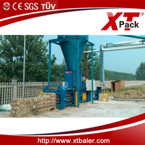 Automatic Baler Machine for Paper