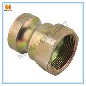 Carbon Steel Pn 50 Mortar Hose Couplings and Plugs pictures & photos