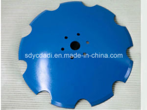 Plain and Notched Disc Blades pictures & photos