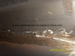 Hot DIP Galvanization Power Distribution Pole pictures & photos