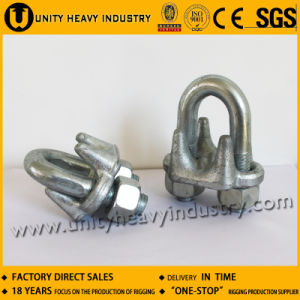Large Supply G 450 U. S. Type Drop Forged Wire Rope Clip pictures & photos