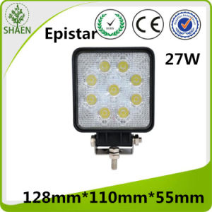 LED Work Light 12V 4 Inch 27W pictures & photos