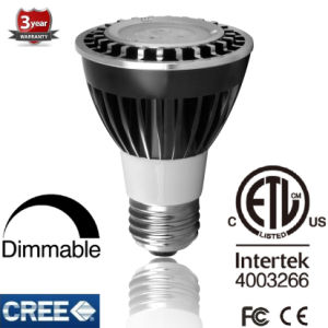Dimmable LED PAR20 Spotlight with CREE Chipset pictures & photos