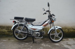 50CC Moped Motorycle (KS70-1B) pictures & photos