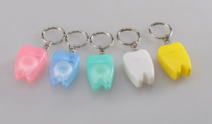 High Quality Dental Floss Pick with Ce and ISO pictures & photos