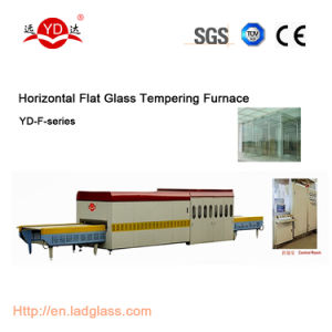 Continuous Passing Flat Glass Tempering Oven Machine pictures & photos