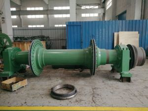 Large Forged Part of Mine Hoist Shaft pictures & photos