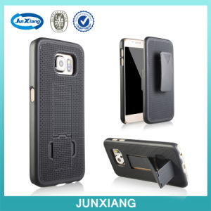 Hard PC I Pattern Holster Como Mobile Phone Case for Samsung S6 pictures & photos