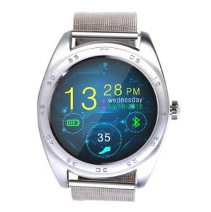 Smart Watches K89 Round Bluetooth Smartwatch for Android Phone and ISO iPhone with Heart Rate Monitor pictures & photos