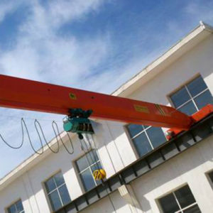 Workshop Use Electric Overhead Crane (5 Ton 10 Ton 20 Ton 50 Ton 100 Ton) pictures & photos