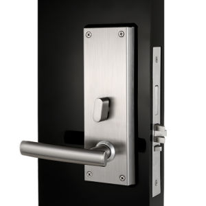 High Security Entrance Electronic RFID Hotel Lock Keyless Mortise Lock with Hotel System pictures & photos