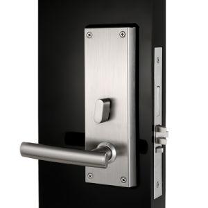 Standard Modern Hotel Keyless Mortise Fingerprint Electronic Safe Lock pictures & photos