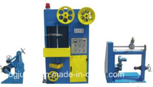 Wire Cables Double Layers Taping Machine Manufacturer pictures & photos