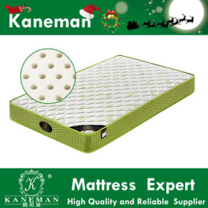 Baby Crib Latex Spring Mattress Contour to The Body Spine Protecton pictures & photos