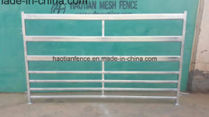Heavy Duty Hot DIP Galvanized Livestock Equipment Cattle Yard Panel/Cattle Panel pictures & photos