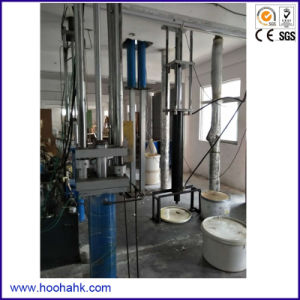 High Quality Medical Perfusion Pipe Plastic Tube Extrusion Machine pictures & photos