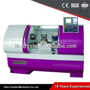 China Cheap CNC Lathe Machine (CK6150A) pictures & photos