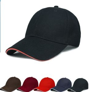 Small MOQ Blank Promotional Baseball Cap for Custom Logo Design pictures & photos