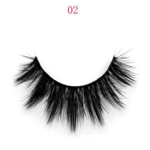 Top Quality New Design Hand Made 3D Velour Eyelashes