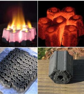 Enerygy Saving Coal Briquettes Extruder Making Machine pictures & photos