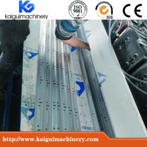 Real Factory of Automatic T Bar Roll Forming Machinery pictures & photos