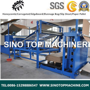 2015 New Designed China Honeycomb Paper Pallet Machine pictures & photos