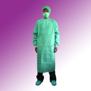 ISO Surgical Gown/Sterilzed (MC120B) pictures & photos