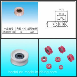 Wire Guides for Yarn, Textile, Coil Winding Machine (Wire Guide Roller) pictures & photos