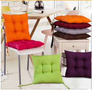 Polyester Outdoor & Indoor Seat Chair Cushion pictures & photos