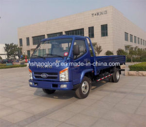1 Ton Diesel Flat Bed Model Light Truck pictures & photos