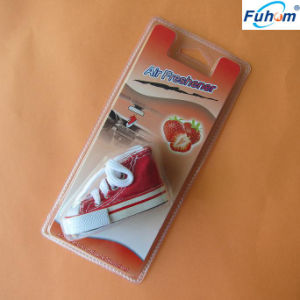 Nontoxic & Eco-Friendly Car Freshener Air Cleaner with Cute Shoes pictures & photos