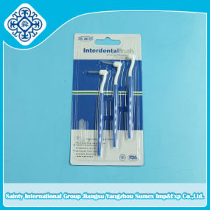 Disposable Interdental Brush with Ce and ISO pictures & photos
