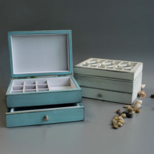 New En71 ASTM Standard Vintage Wooden Jewelry Box pictures & photos