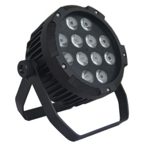 IP65 Waterproof LED PAR Stage Light with Powercon True1 and IP65 XLR DMX Connector pictures & photos