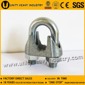 Galv Us Type Malleable Wire Rope Clip pictures & photos