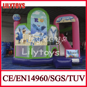 Super Quality Cheap Indoor Inflatable Bouncer Castle for Kids (J-BC-044) pictures & photos