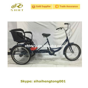 Sh-T123 Tricycle with Baby Seat pictures & photos