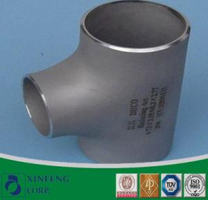 ANSI/ASTM/Asme/DIN 15CrMo Alloy Steel Seamless Tee