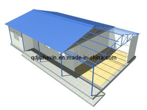 Prefabricated Steel Structure House Economic and Fast (JHX-M039) pictures & photos