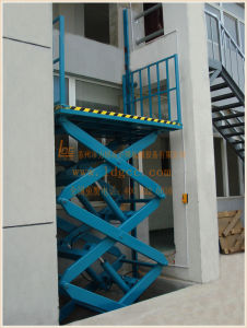 Warehouse Stationary Hydraulic Machinery (SJG0.5-5) pictures & photos