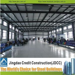Manufacturing and Assembing Prefab Structural Steel Warehouse pictures & photos