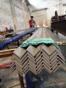 High Quality Stainless Steel Angle Bar pictures & photos